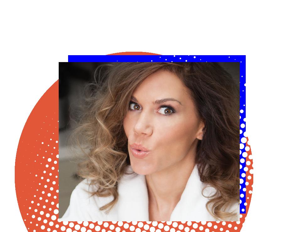 Kristina Kuzmic: The Hope & Humor Tour