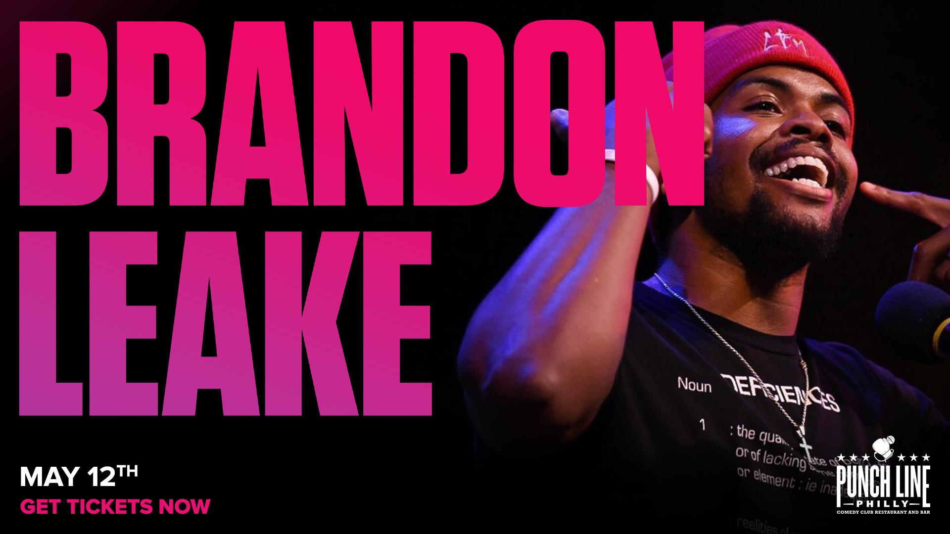 Brandon Leake