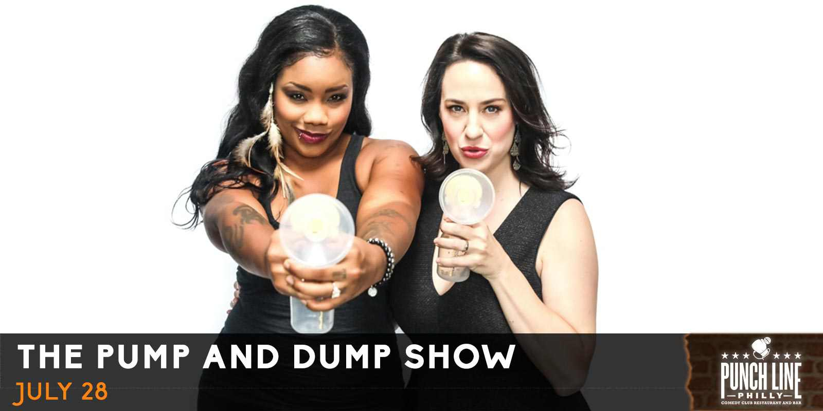 The Pump and Dump Show - RESCHEDULED