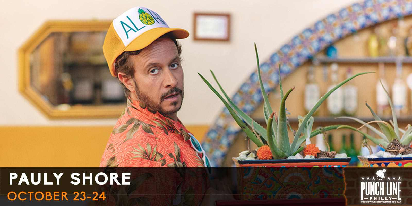 PAULY SHORE - RESCHEDULED