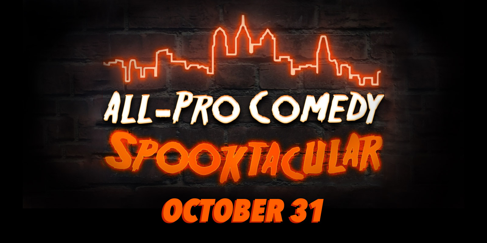 Philly All-Pro Spooktacular Showcase: Patio Series