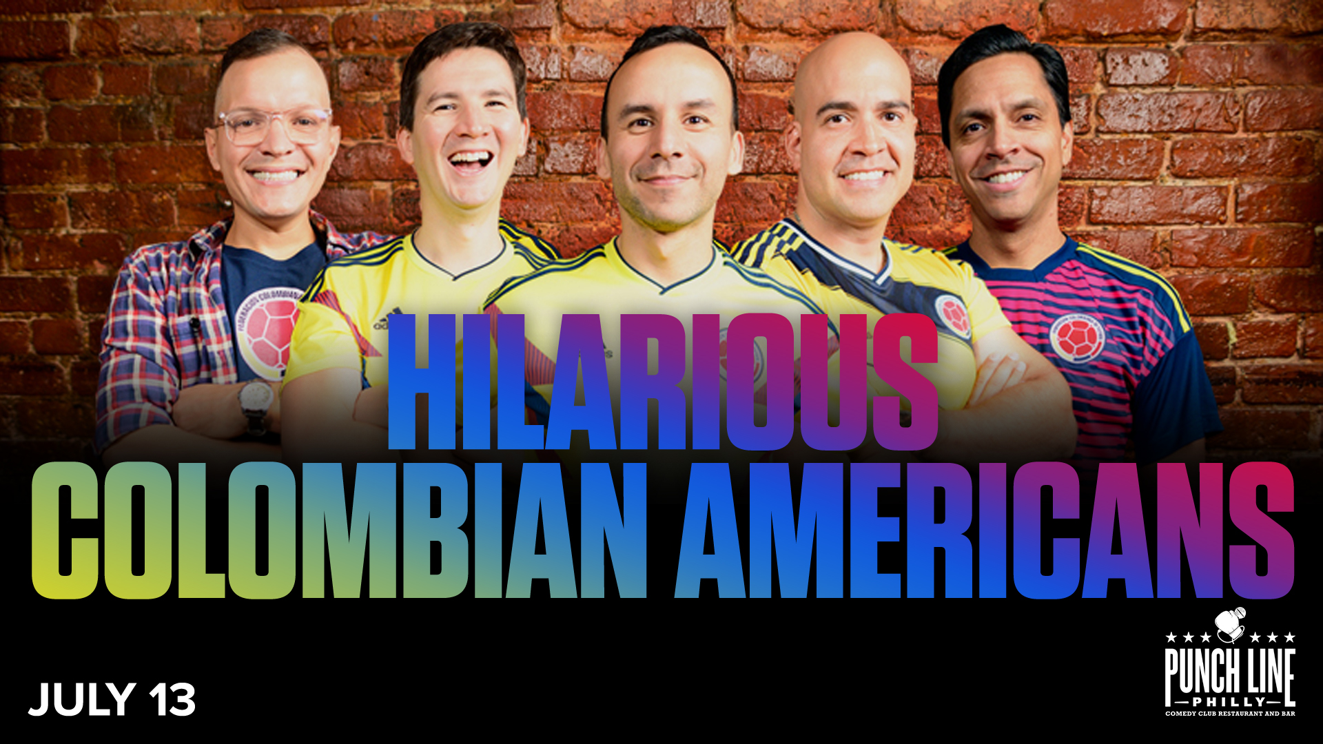 Hilarious Colombian Americans feat. Antonio Sanint