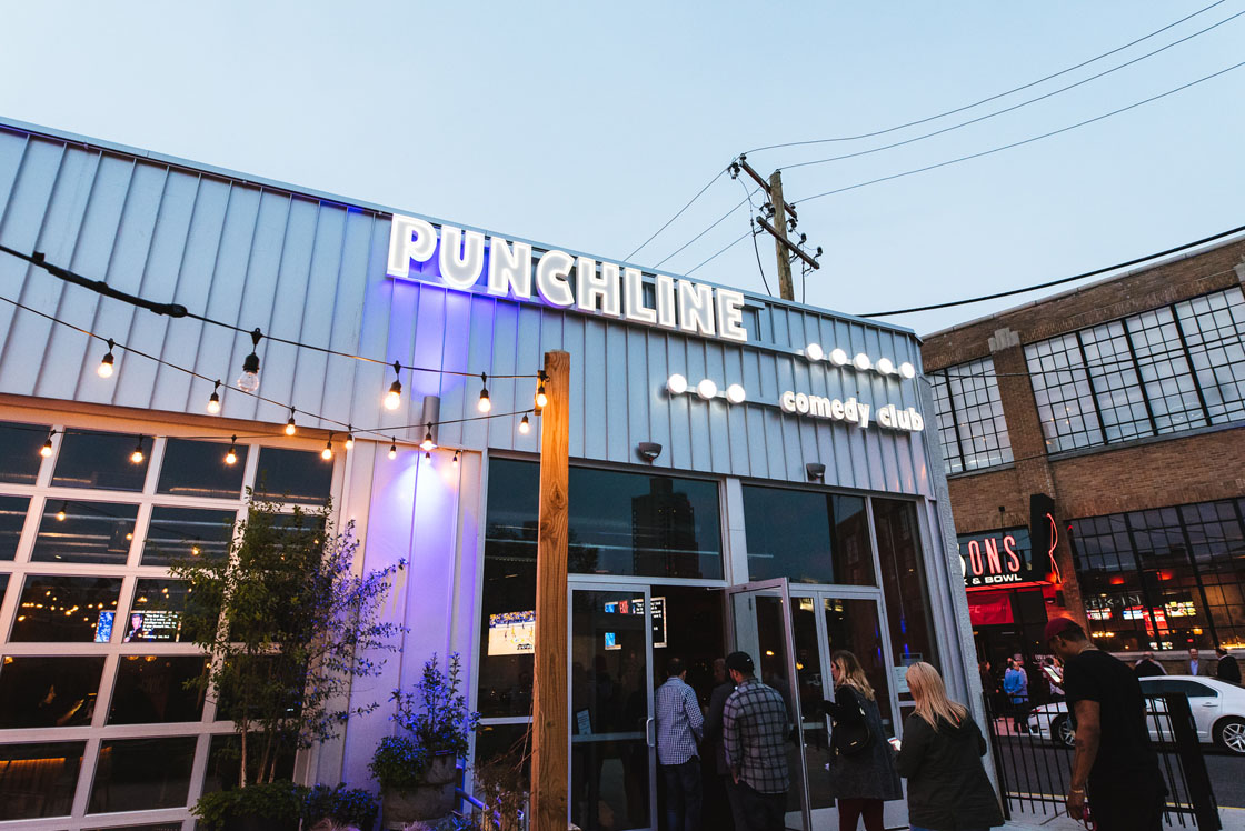 Punch Line Philly  Gallery Image