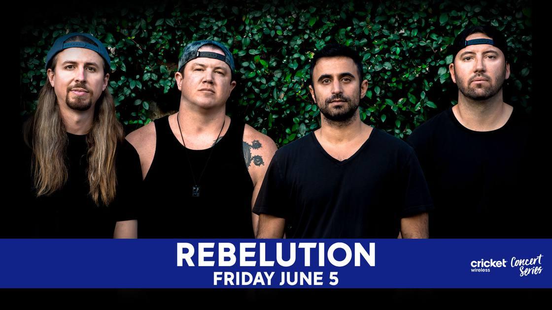 GoodVibesSummerTour2020:Rebelution+SpecialGuests