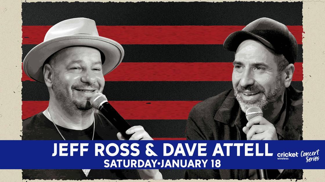 JeffRoss&DaveAttell:BumpingMics