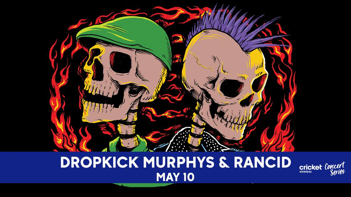 "DropkickMurphysandRancid""BostontoBerkeleyII"""