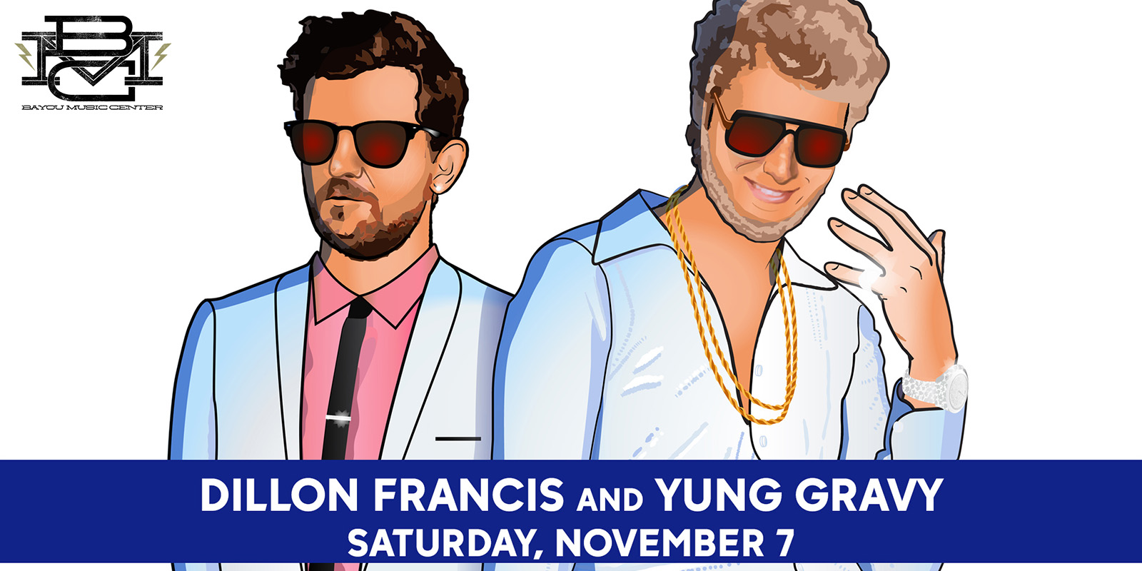 Dillon Francis x Yung Gravy: Sugar, Spice and Everything Ice Tou