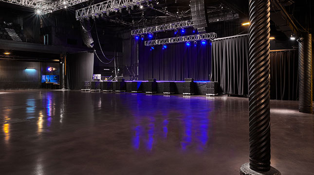 Bayou Music Center Gallery Image