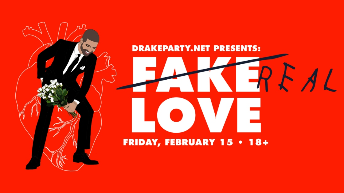 DrakeParty:FakeRealLove-mobile