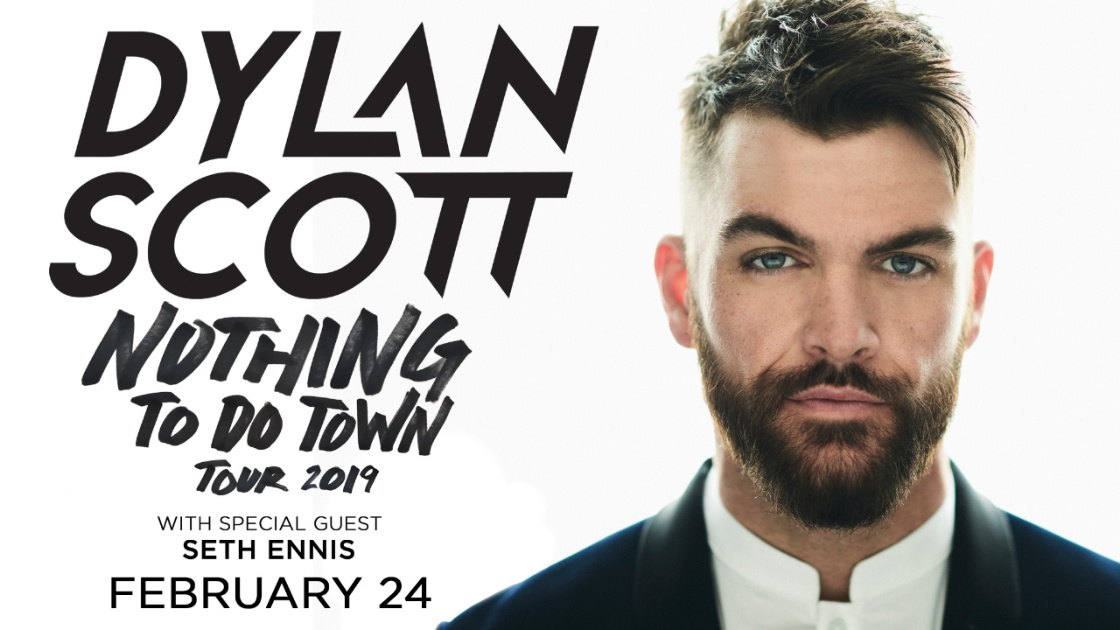 DylanScott:NothingToDoTownTour2019