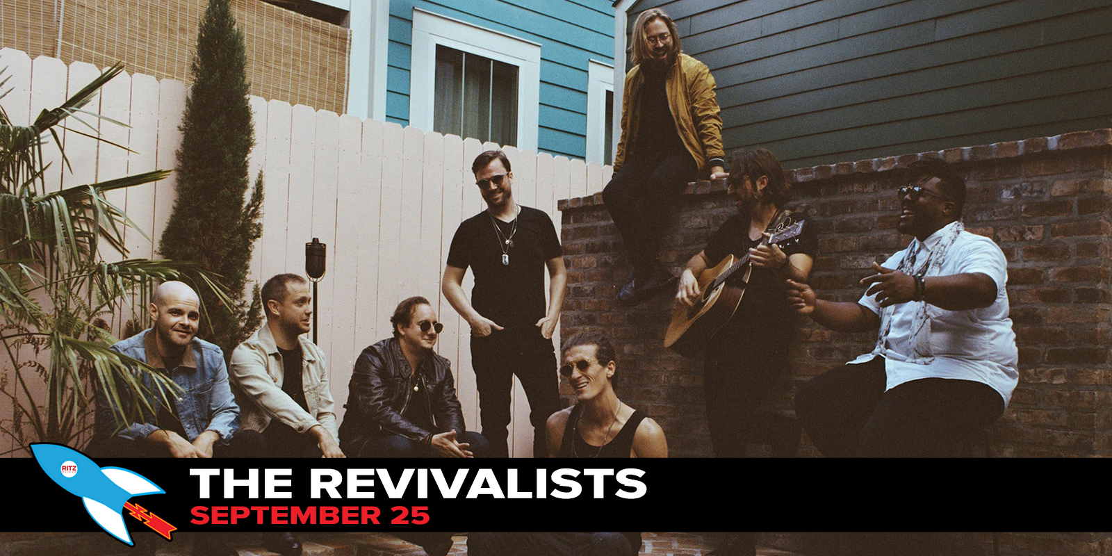 The Revivalists: Into The Stars Tour