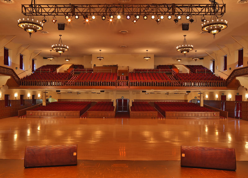 Riverside Municipal Auditorium  Gallery Image thumbnail