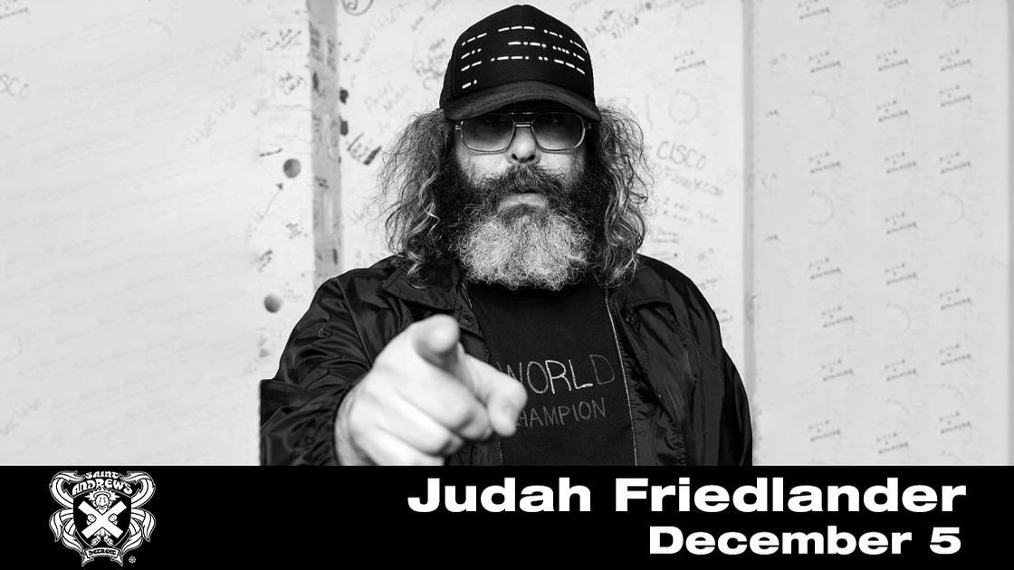 JudahFriedlander:FuturePresident