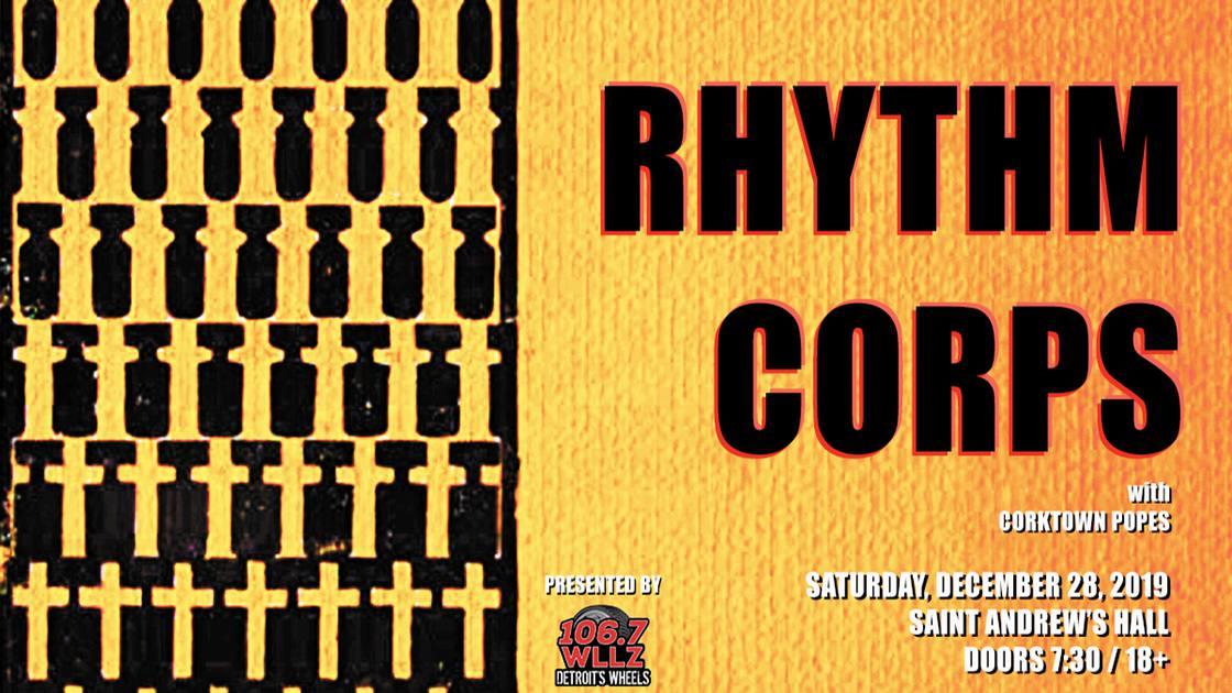 RhythmCorpsPresentedByWLLZwithCorktownPopes