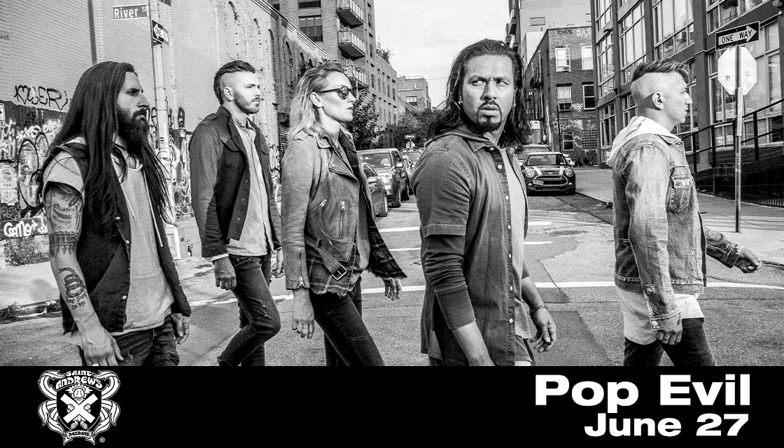 PopEvil:TheVersatileTourwithBRKNLOVE,JunkBunny&LikeMa