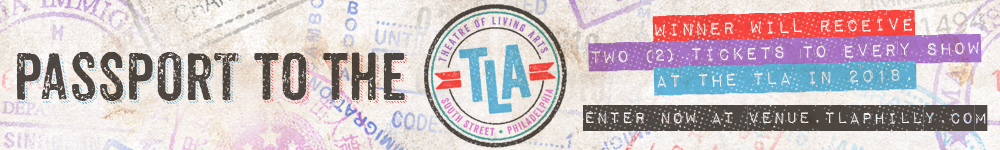 Passport to the TLA