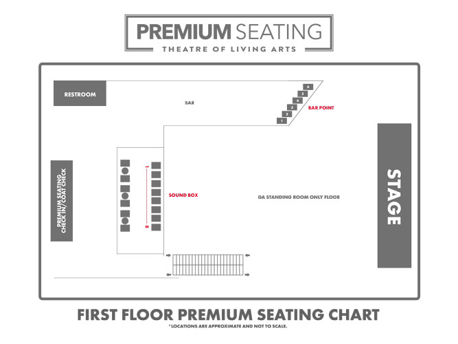 seating chart