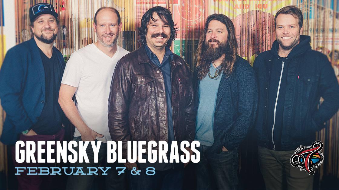 Tabernacle Atlanta Greensky Bluegrass