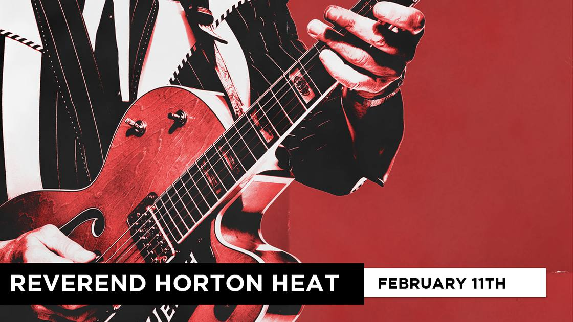 REVERENDHORTONHEAT