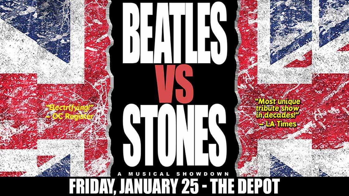 Beatlesvs.Stones