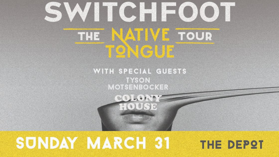 SWITCHFOOT–TheNativeTongueTour