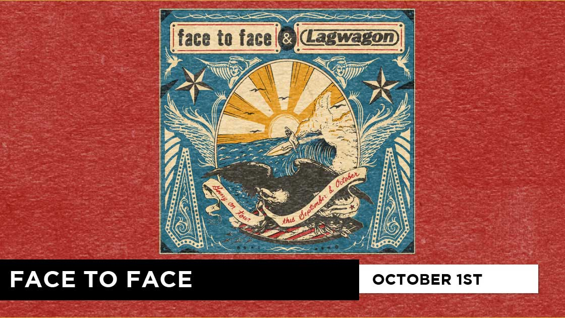 FaceToFace&Lagwagon