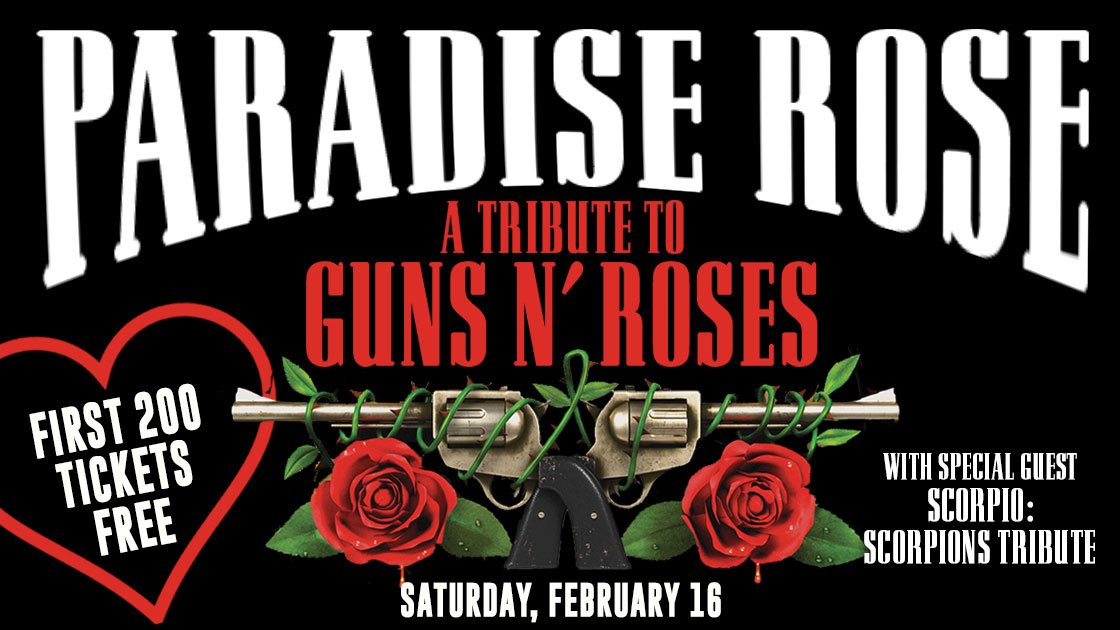Valentine'sPartywithParadiseRose(GunsN'RosesTribute)wit