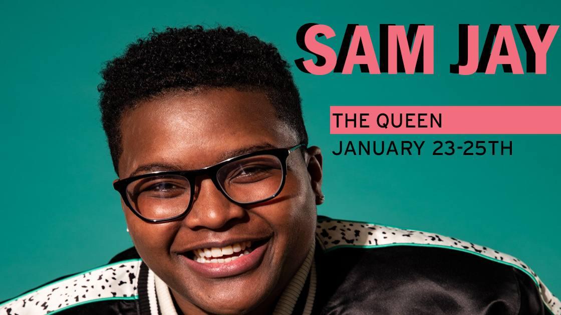 The Queen Wilmington Sam Jay