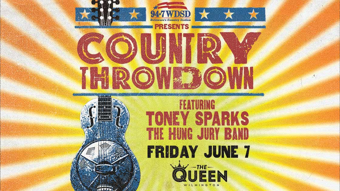 WDSDPresents:CountryThrowdown-90s,2000s&Now