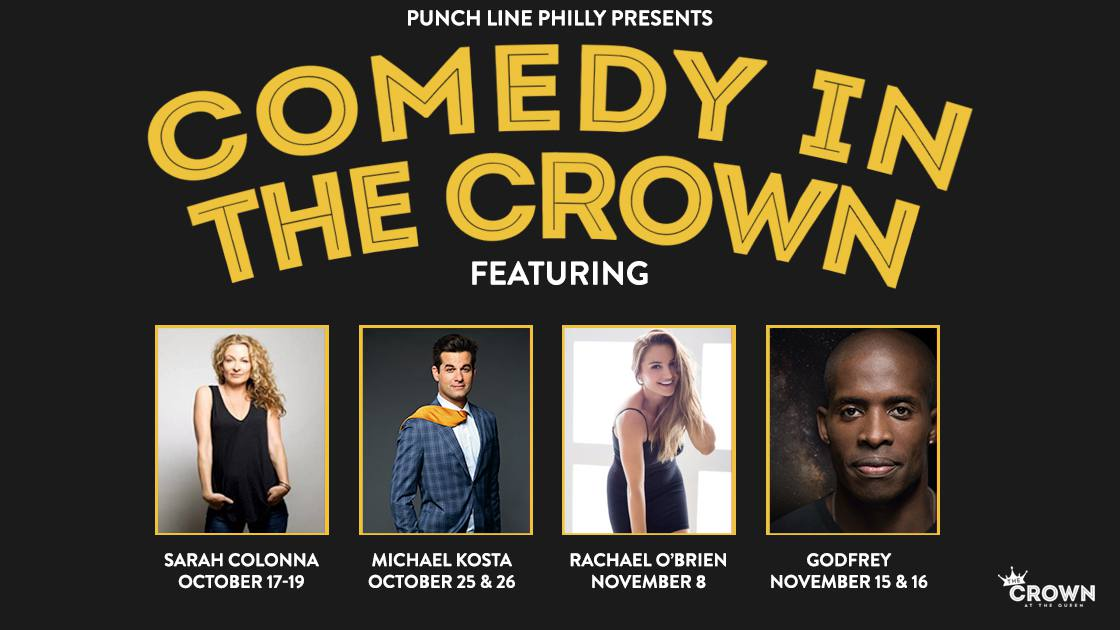 ComedyintheCrown
