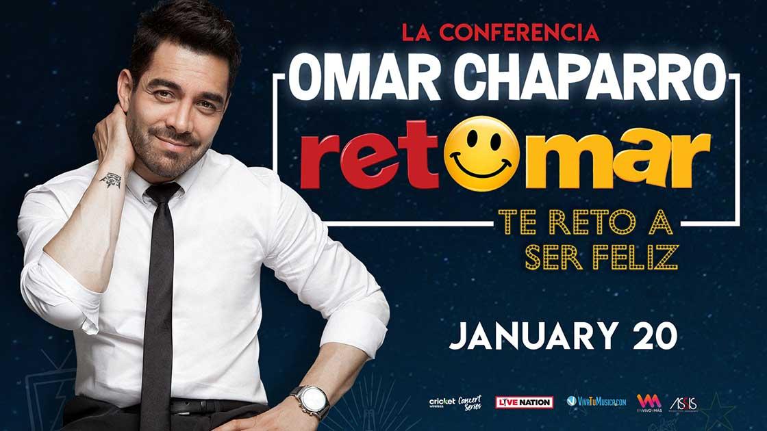 OmarChaparro-Retomar,TeRetoASerFeliz
