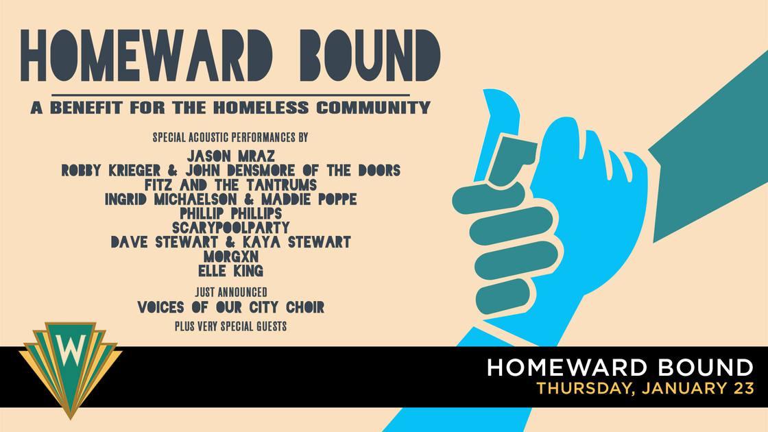 HomewardBound-BenefitshowwithJasonMraz,IngridMichaelsen
