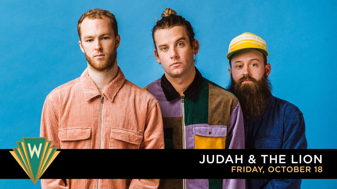 Judah&theLion:PepTalksWorldWideTour2019