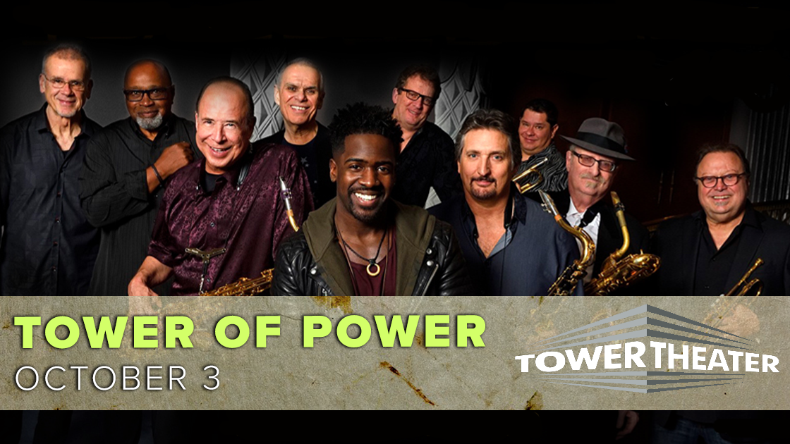 Tower of Power with Special Guests Average White Band