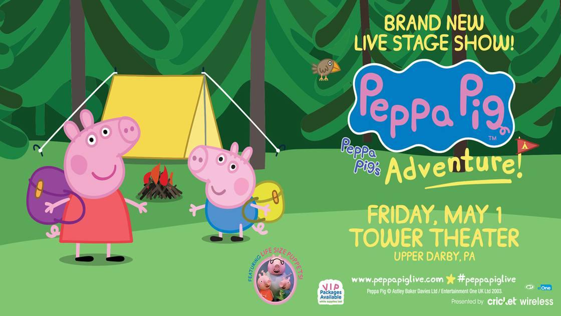 PeppaPigLive!Peppa'sAdventure