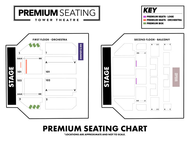 What Is Premium Seating