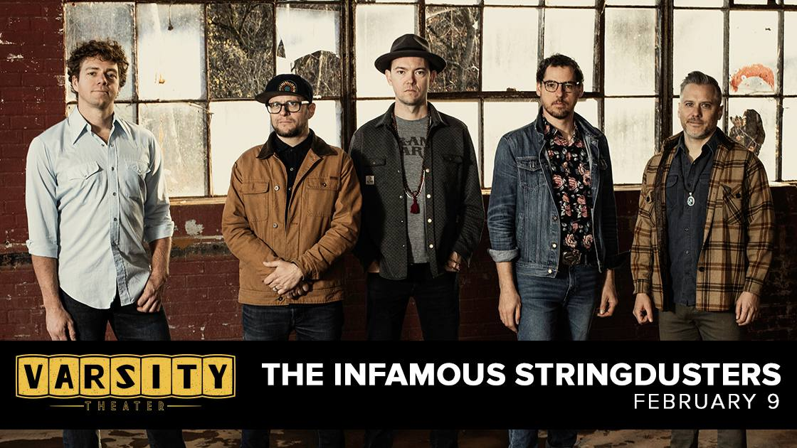 THEINFAMOUSSTRINGDUSTERS