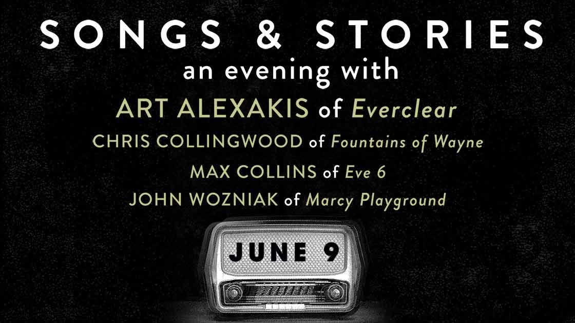 Songs&Stories:ArtAlexakisofEverclearandMore