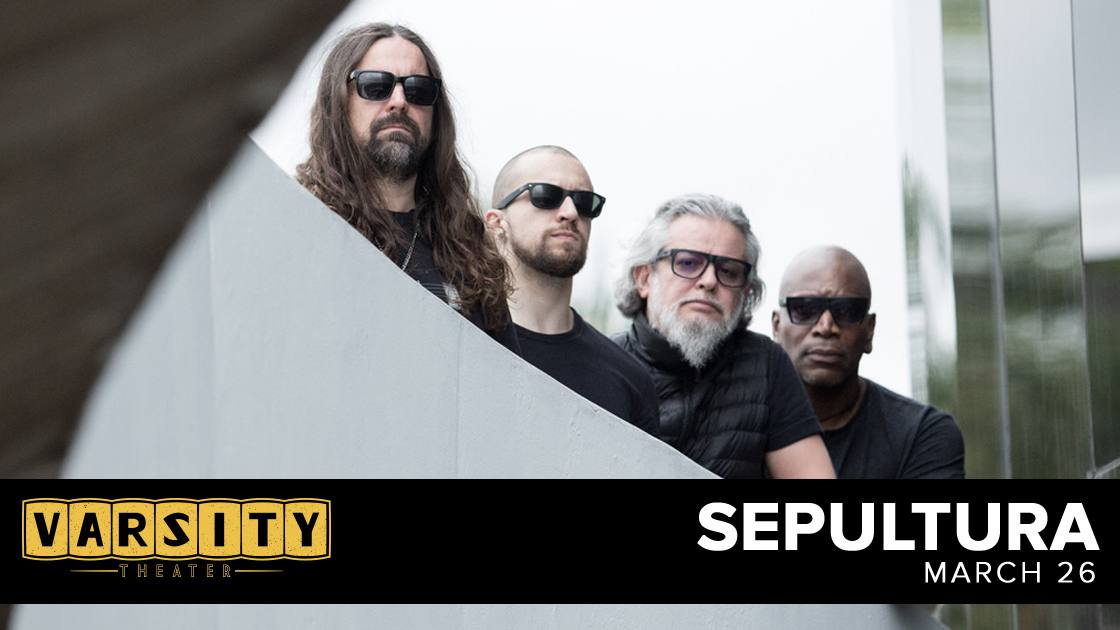 93xPresents:SEPULTURA-N.AmericanTourw/SacredReich+more