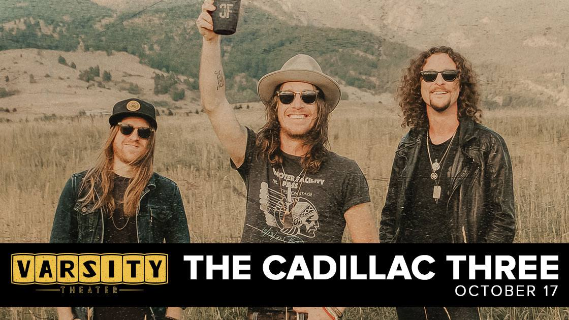 The Cadillac Three Presented by Country Fuzz