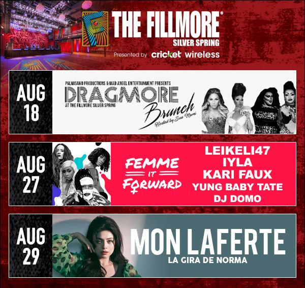 Fillmore Springs Venue Ad