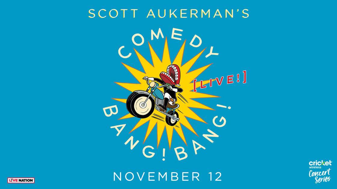 ComedyBang!Bang!Live!StarringScottAukermanwithGuests