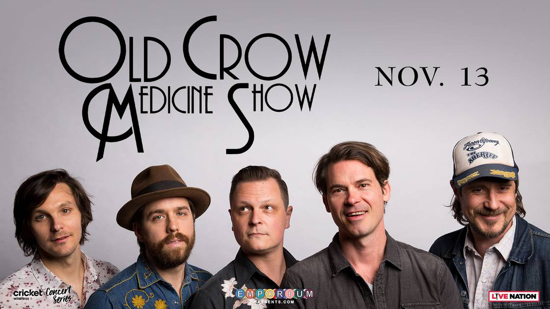 OldCrowMedicineShoww.CharlieWorsham