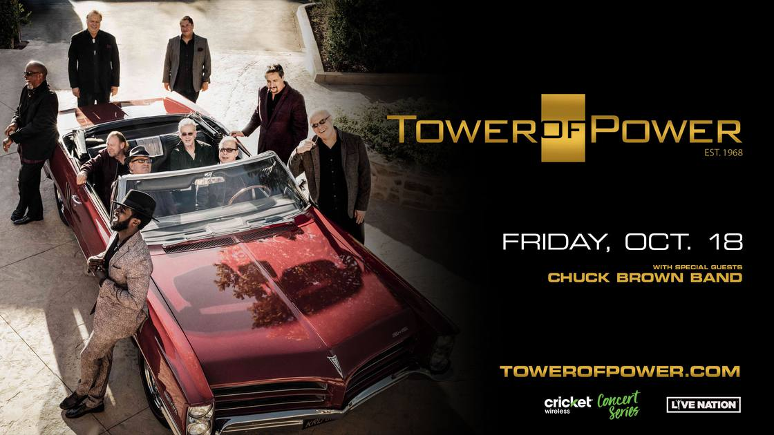 TowerOfPowerw.TheChuckBrownBand
