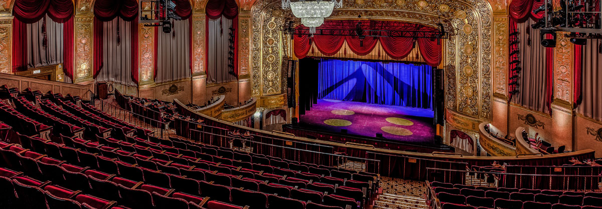 Warner Theatre Gallery Image
