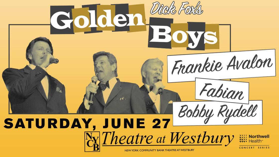 GoldenBoys:FrankieAvalon,Fabian,BobbyRydell