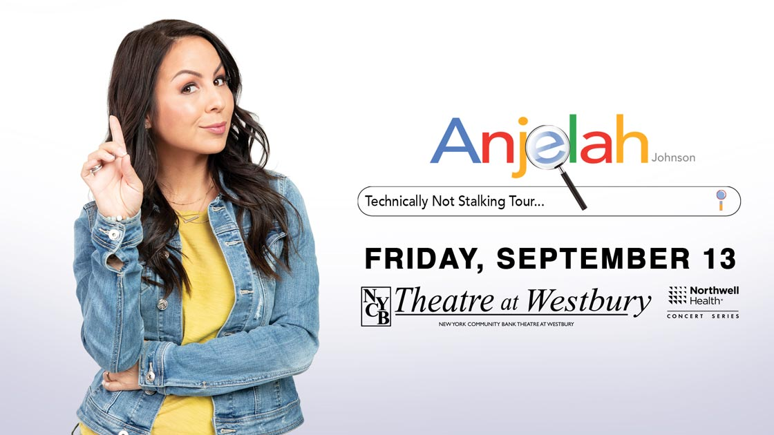 AnjelahJohnson:TechnicallyNotStalkingTour