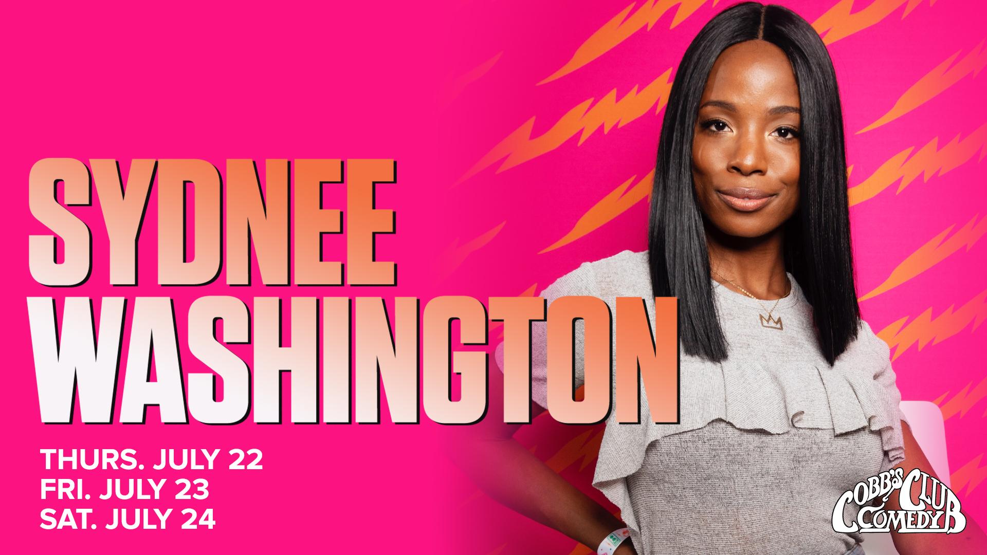 Sydnee Washington