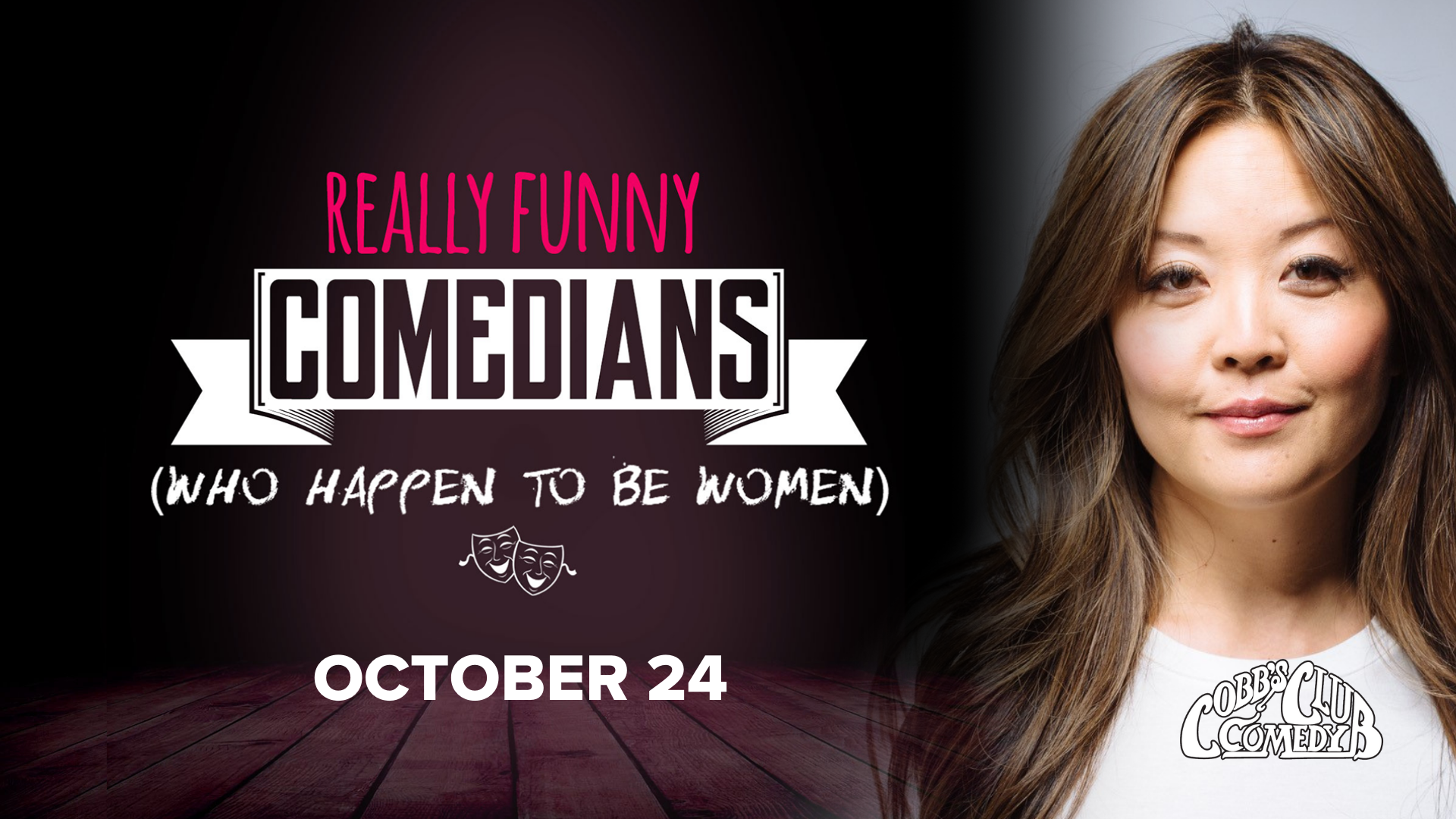 Really Funny Comedians (Who Happen to Be Women) with Julie Kim