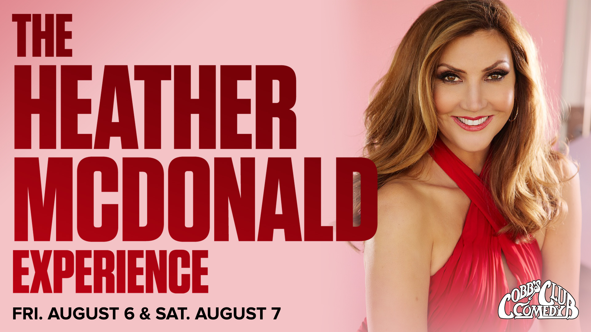 The Heather McDonald Experience: Stand Up Comedy and Juicy Scoop
